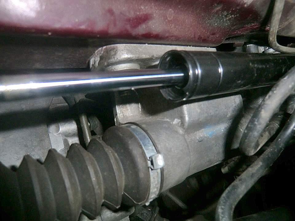 ремонт рулевой рейки на ауди 80 б3 видео #8