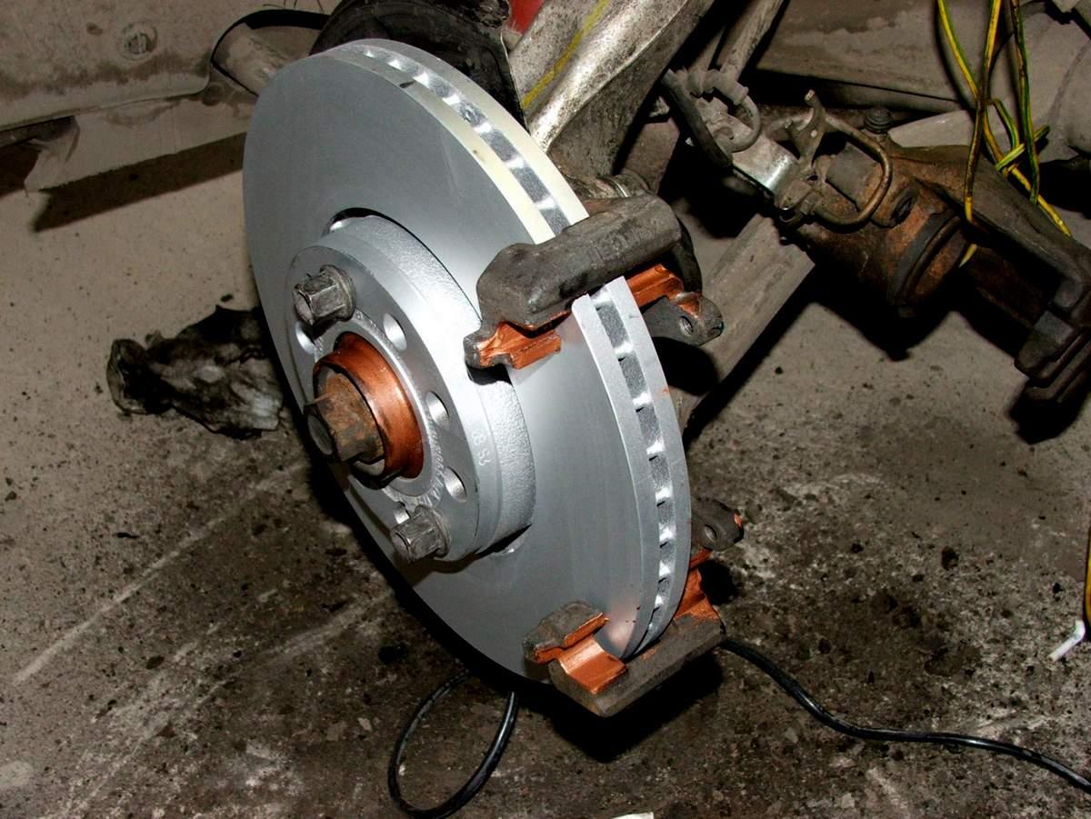Замена передних тормозных колодок а6 с6 Замена выпускного коллектора renault koleos