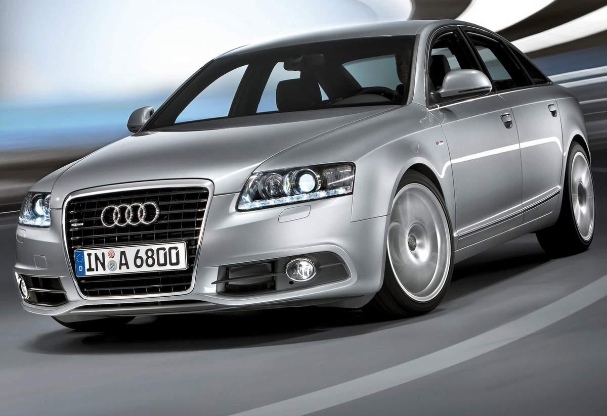Замена бензонасоса на автомобилях Ауди А6